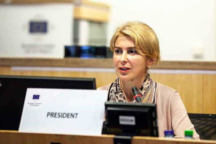 Tanya Hristova appointed as new chair of SEDEC Commission