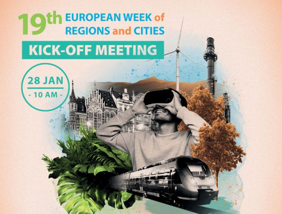 Join us for the 19th edition of the European Week of Regions and Cities