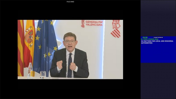 EU's local and regional leaders call for patent waiver on COVID-19 vaccines