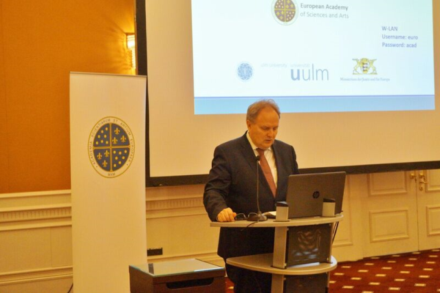 CoR Secretary General: Danube region should take advantage in exploiting the Silk Road project potential