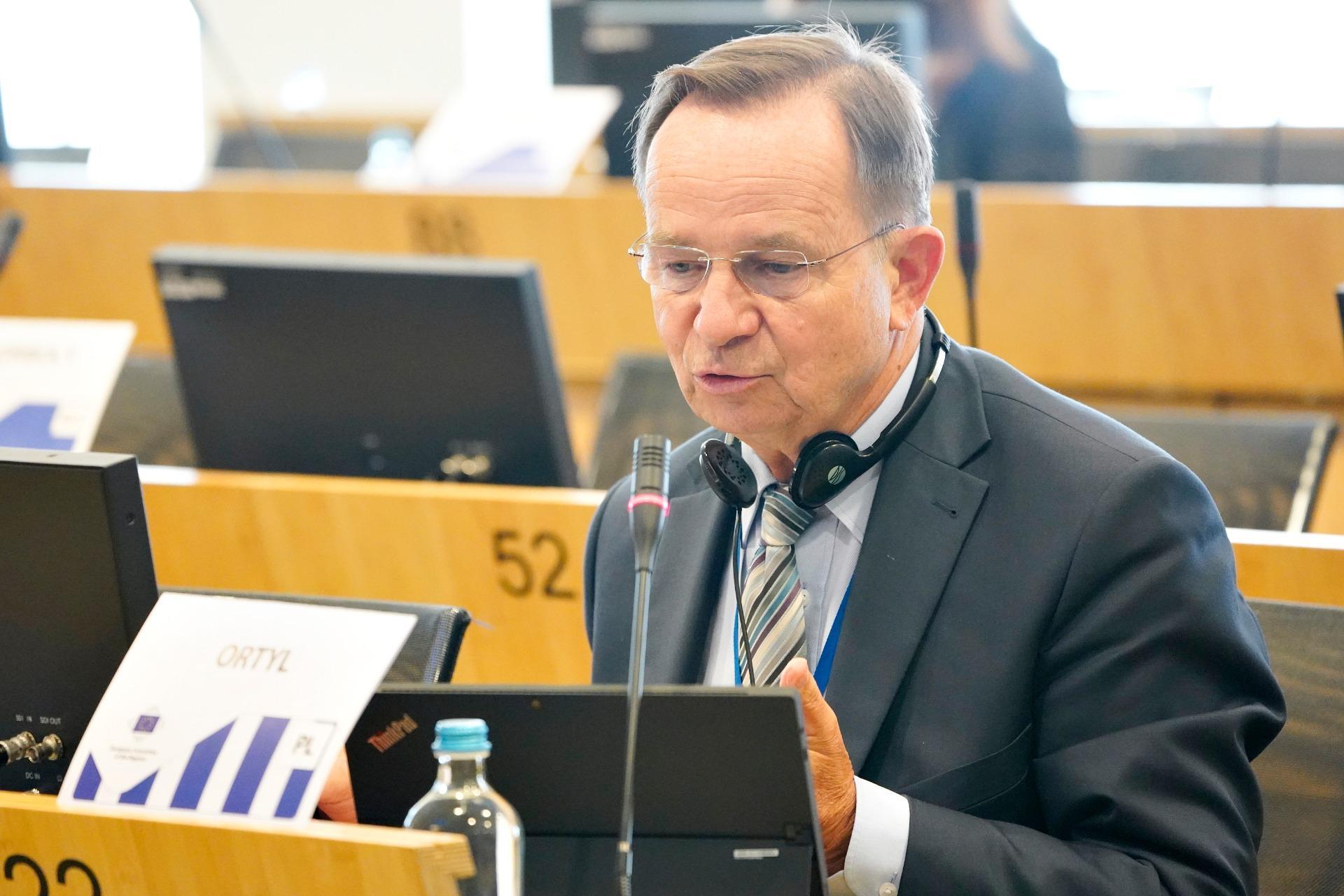 Władysław Ortyl (PL/ECR)