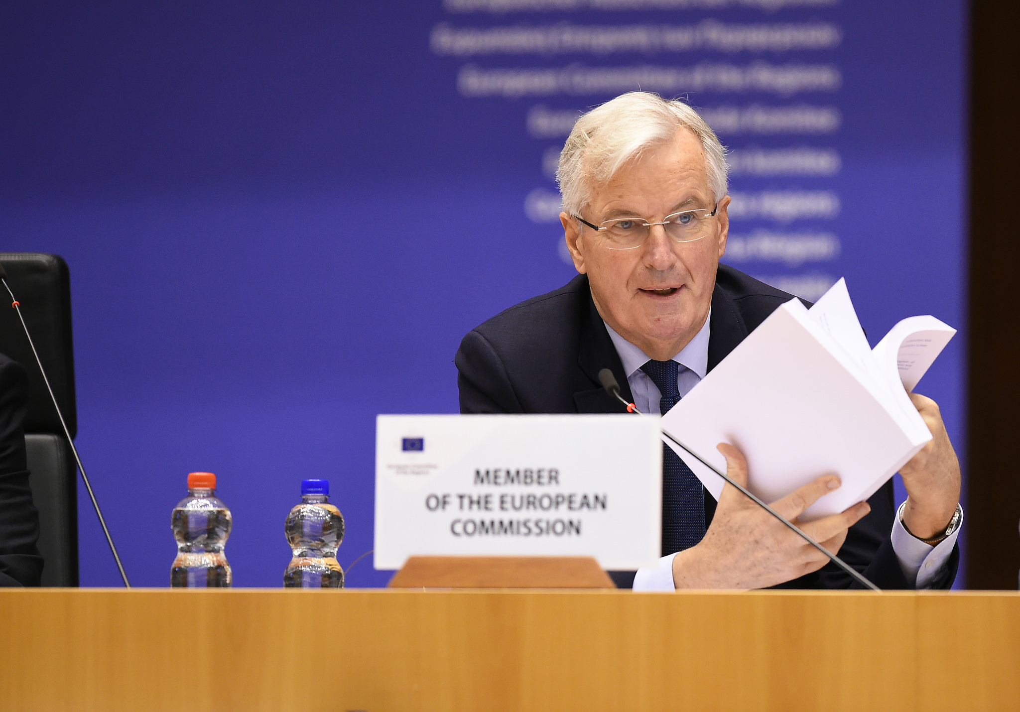 Michel Barnier to discuss Brexit with local and regional leaders