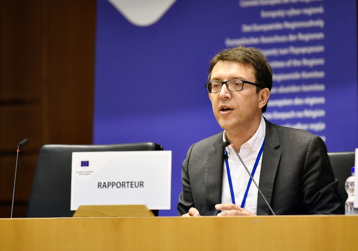 Horizon Europe: The new framework programme for research and innovation must be closely connected to a strong cohesion policy
