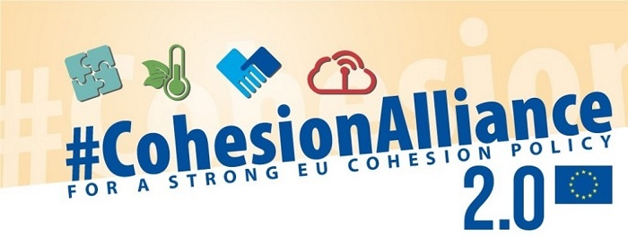 #CohesionAlliance mobilises to back the European Parliament in the final stretch to secure a strong and participated cohesion policy 2021-2027