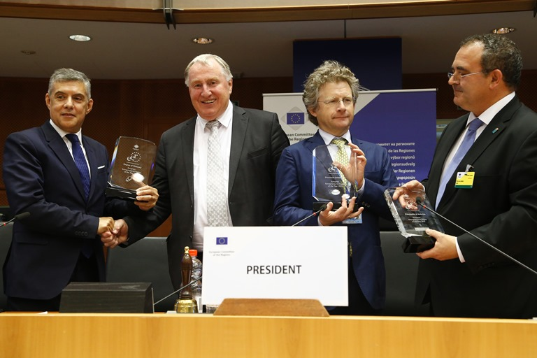 Asturias (Spain), Gelderland (Netherlands) and Thessaly (Greece) win European Entrepreneurial Region Award 2019