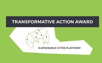 Take your chance and win the 2019 Transformative Action Award!