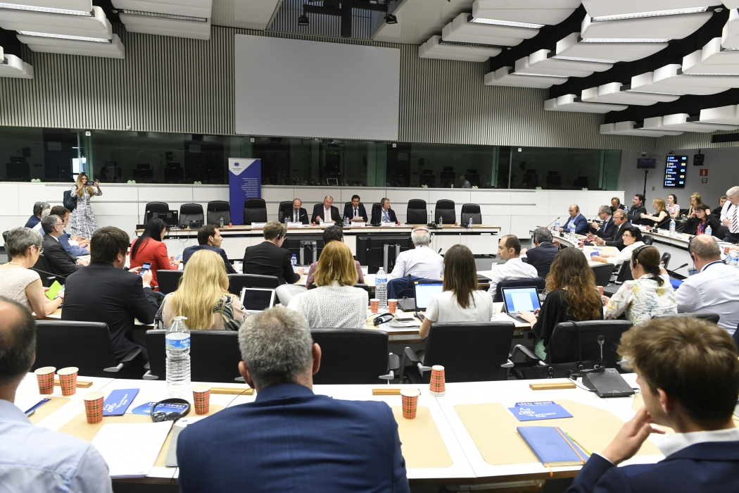 Future of Europe: European Committee of the Regions and local government associations join forces