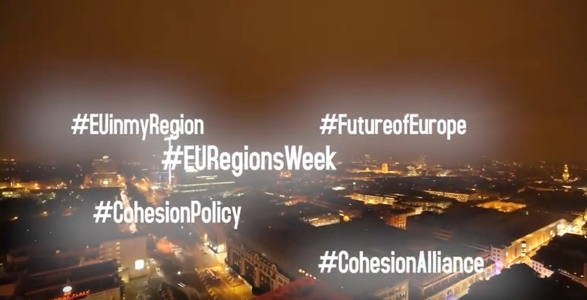 EURegionsWeek: pick up your badge