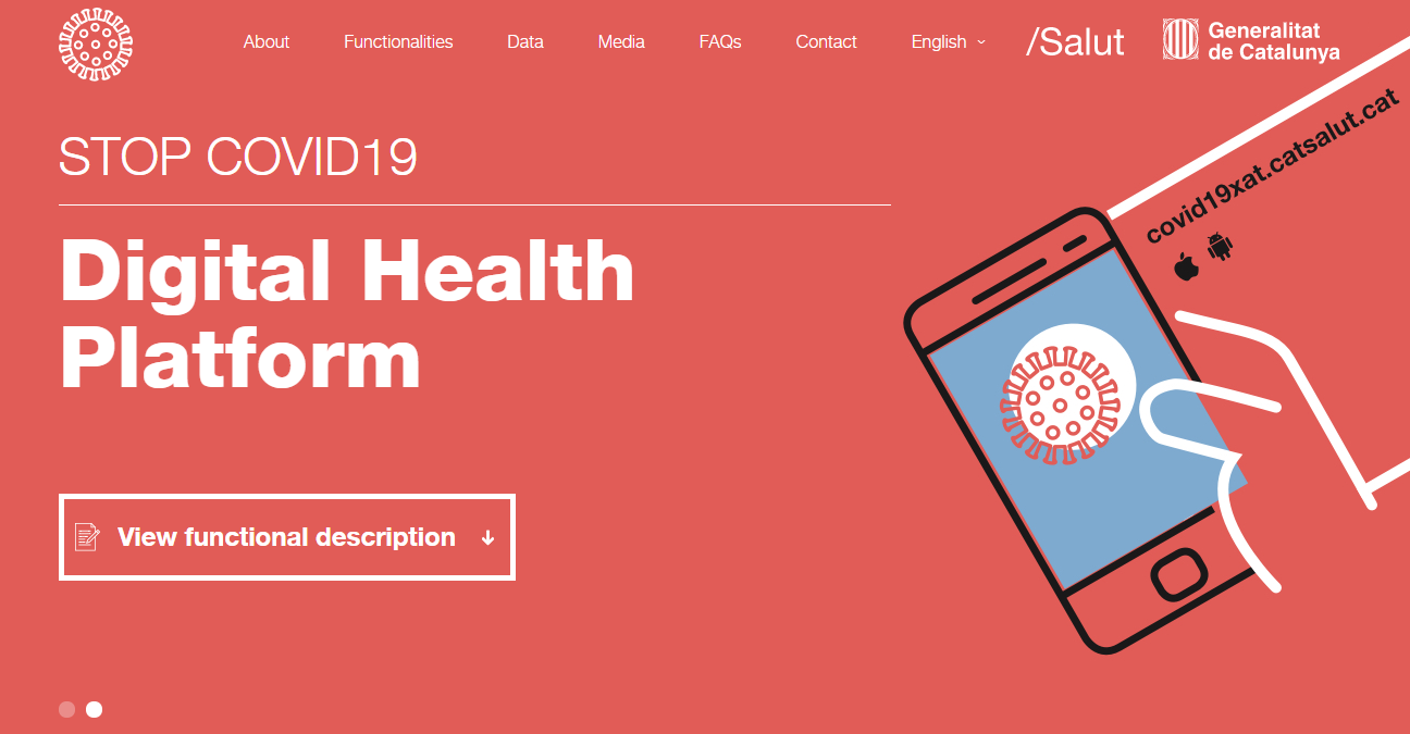 Stop COVID-19: Digital Health Platform