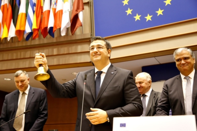 Central Macedonia Governor elected President of the EU's Committee of the Regions