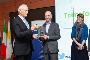 Lousada wins 2019 Transformative Action Award