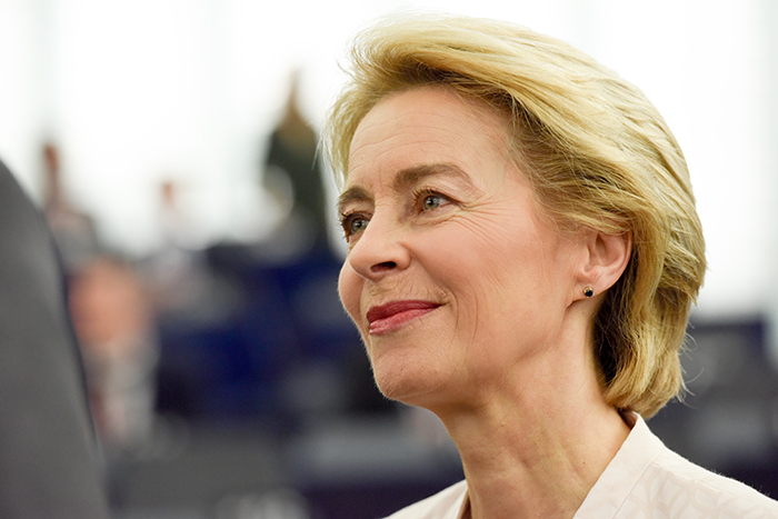 President von der Leyen to attend publication of CoR's first Regional and local Barometer (12 October 11h00 - 12h00)