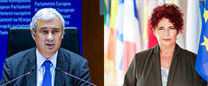 Debate on the European Citizens' Inititiative - Christa Schweng and Pedro Silva Pereira