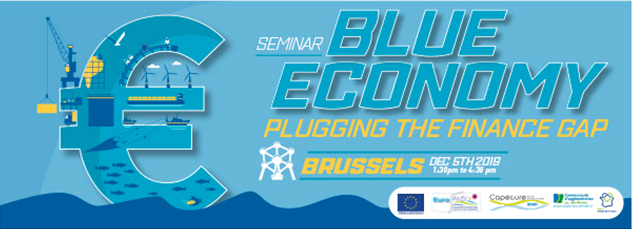 Plugging the Finance gap of the blue economy in Europe
